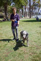 DevMeet Spyed's Dog by DivineError
