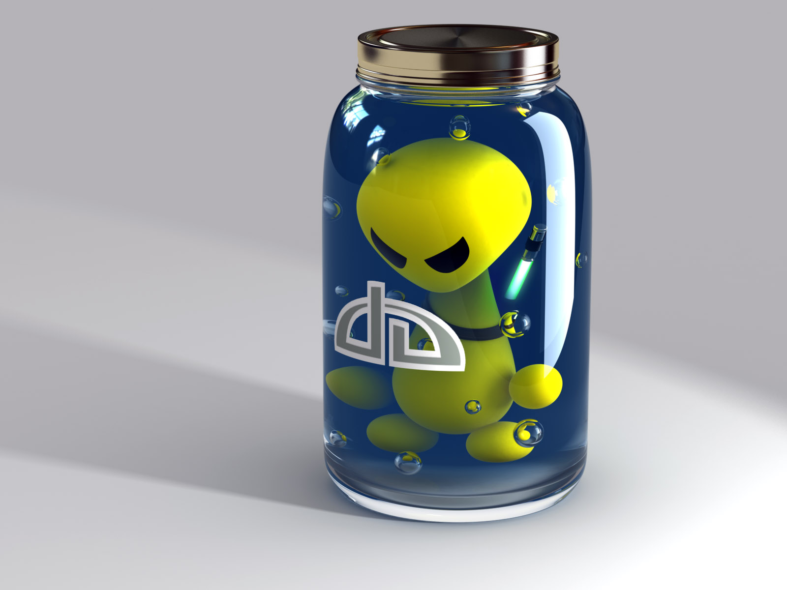 Jark in a Jar