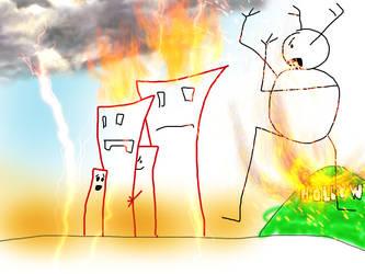 Destroy LA by DivineError