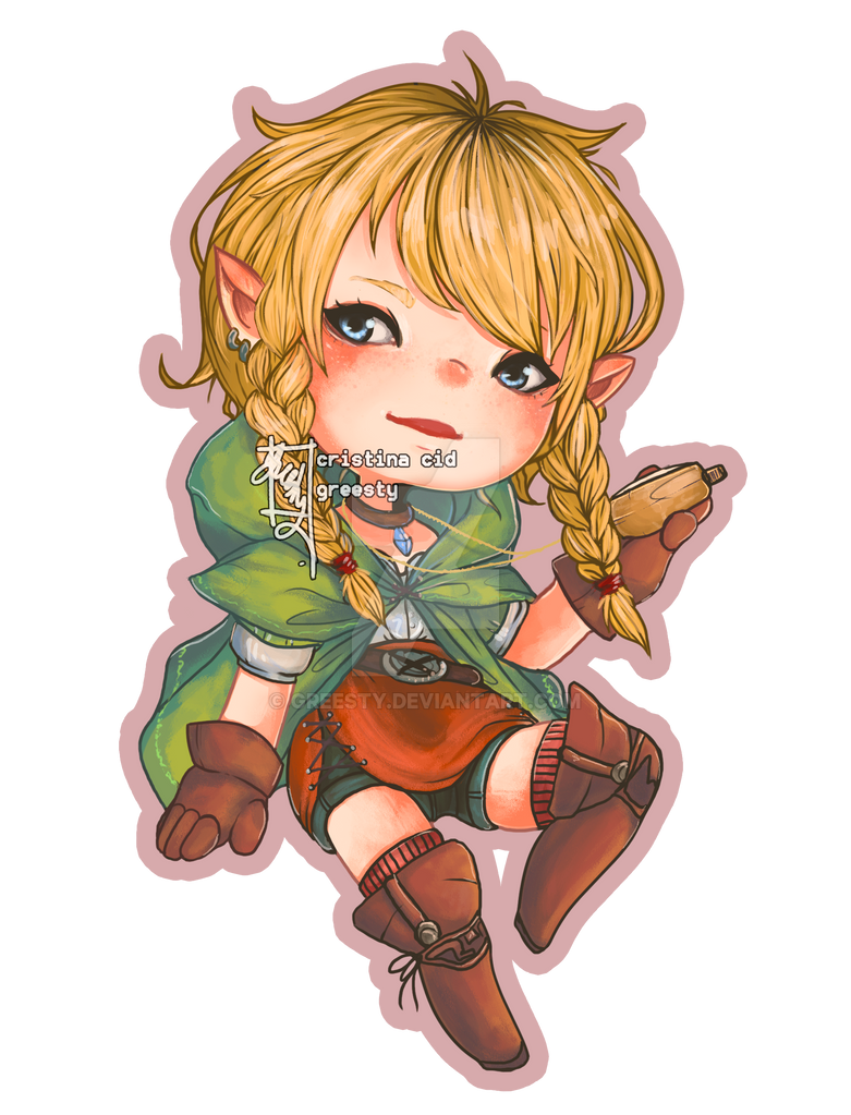 Linkle by Greesty