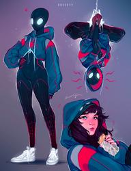 Spidersona by Greesty