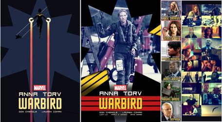 Warbird: Carol Danvers film concept