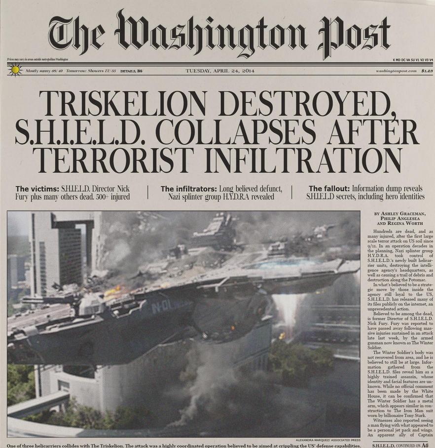 Washington Post, April 23, 2014 by nottonyharrison