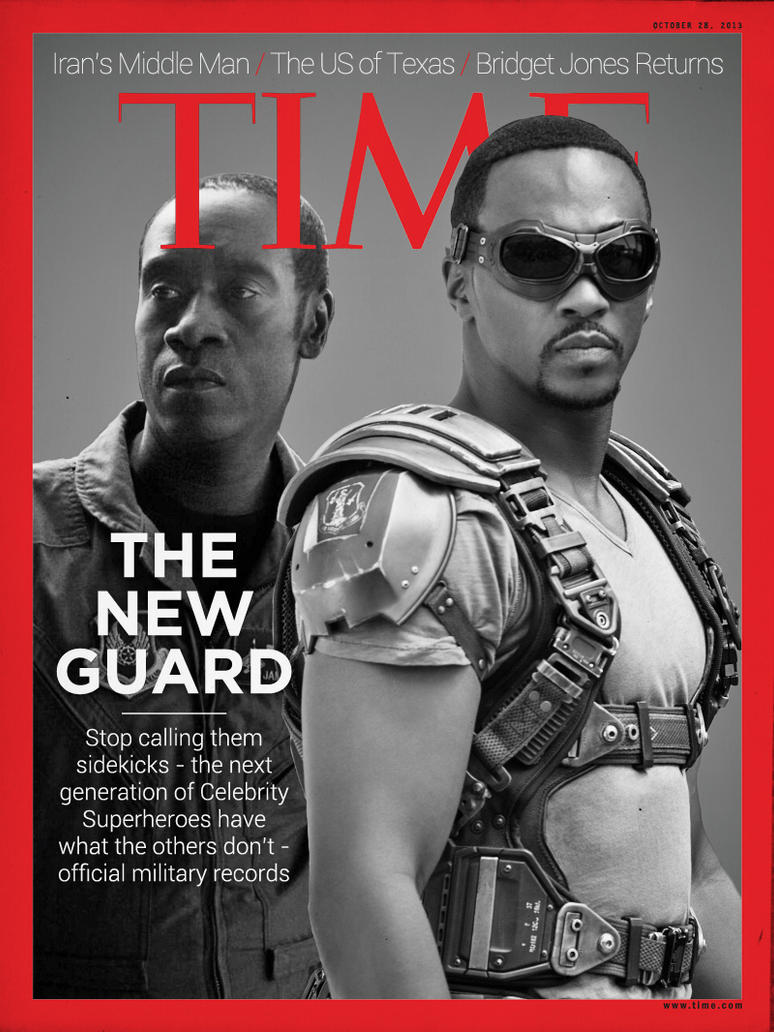 TIME Magazine - October 28, 2014 by nottonyharrison on DeviantArt