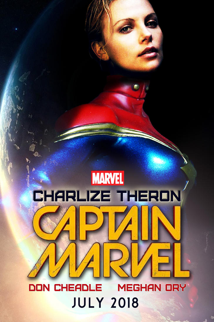 Captain Marvel 2018 #3 by nottonyharrison