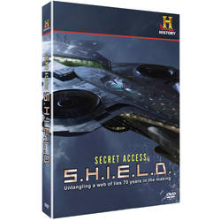 Secret access: SHIELD