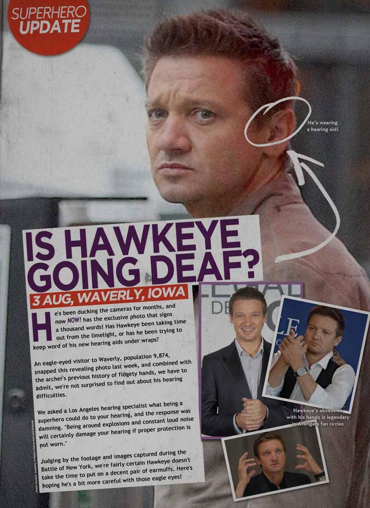 Now! Magazine, unknown date by nottonyharrison