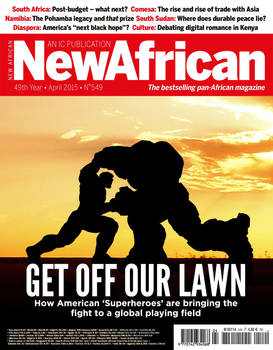 New African, April 2015