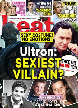 Heat Magazine, 7-13 March, 2015