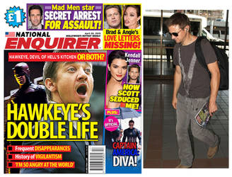National Enquirer UK Edition, April 20, 2015 by nottonyharrison