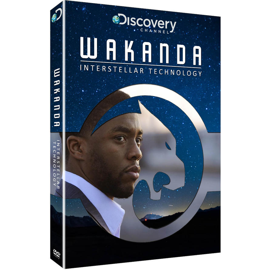 Discovery Channel: Wakanda - Interstellar Tech by nottonyharrison