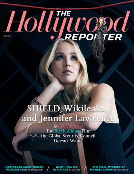 The Hollywood Reporter, July 22 2016