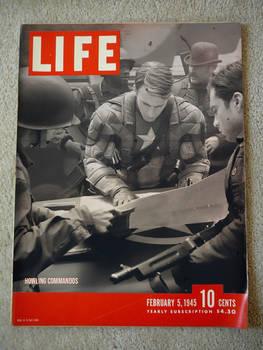 Life Magazine, February 5, 1945ca