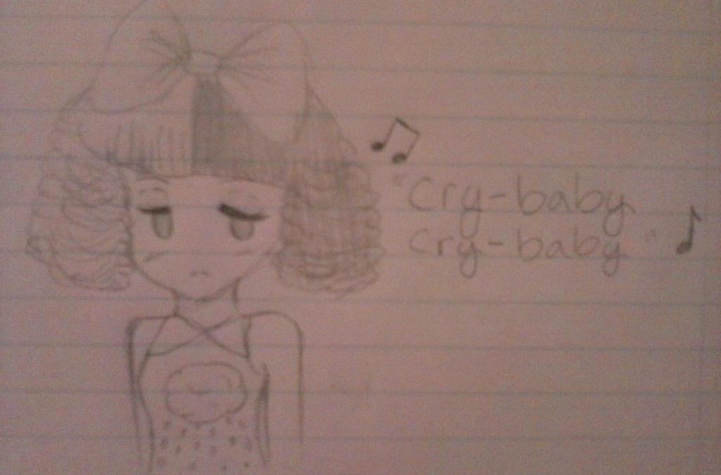 Crybaby-Melanie Martinez by Shimmering-Moon