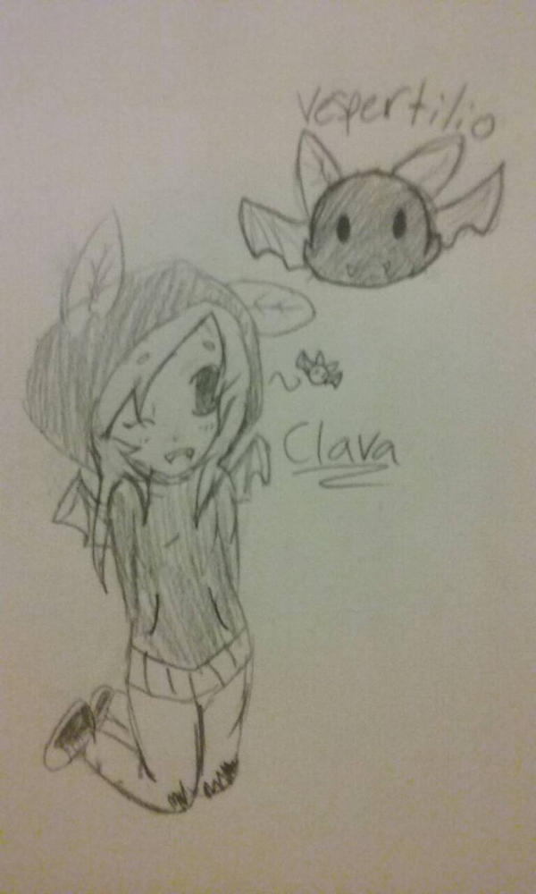 Clava and Vesper by Shimmering-Moon
