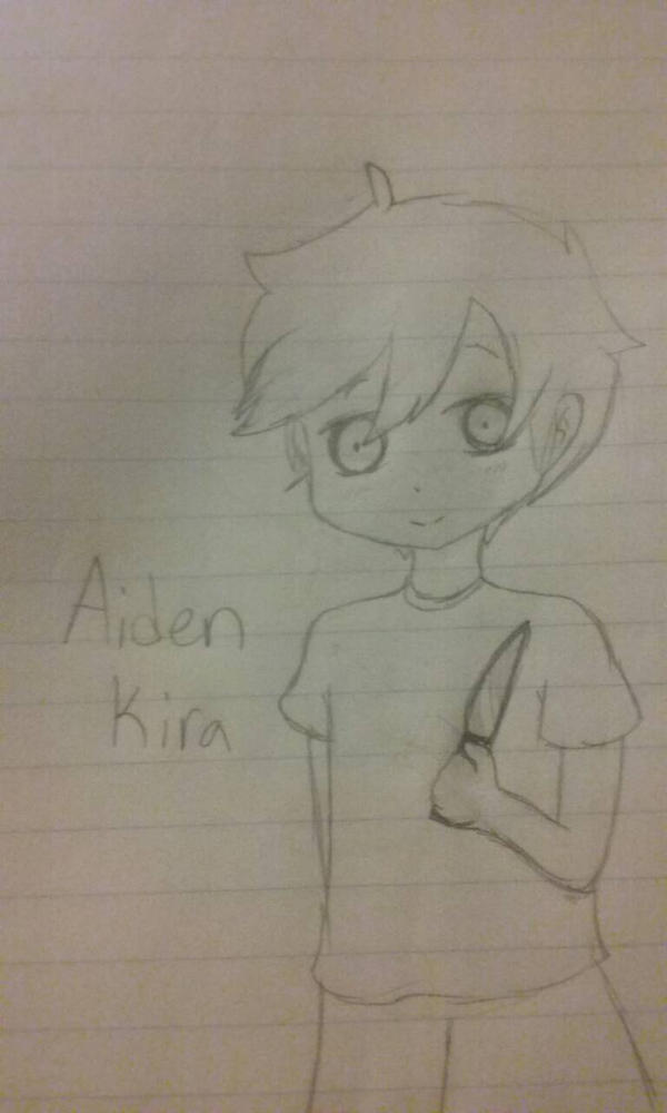Aiden Kira by Shimmering-Moon