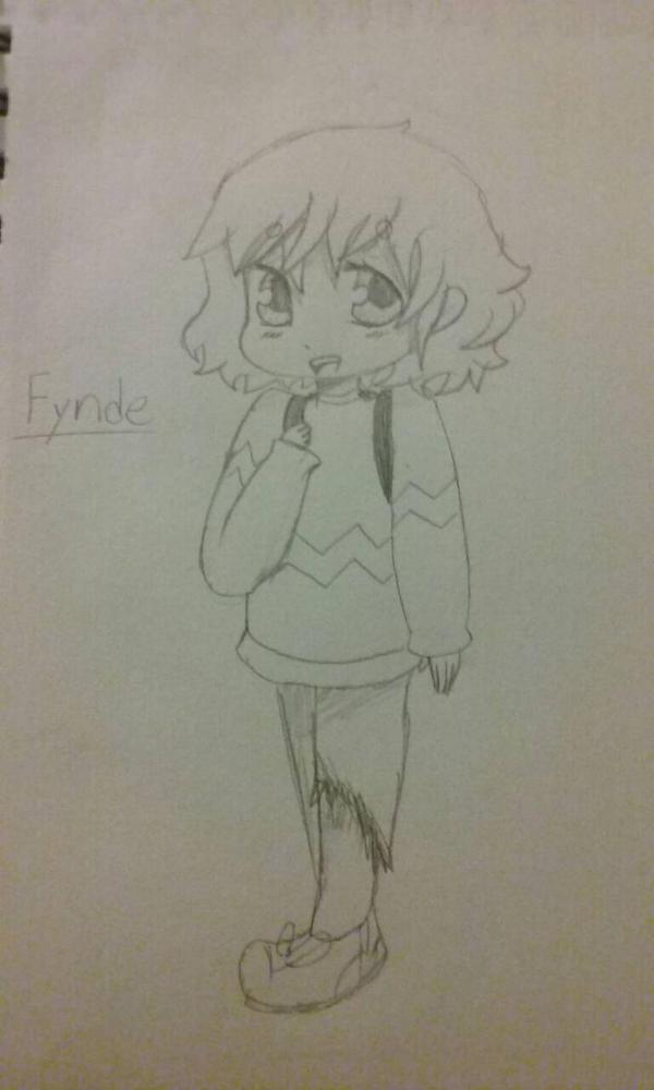 :Art Trade: Fynde by Shimmering-Moon