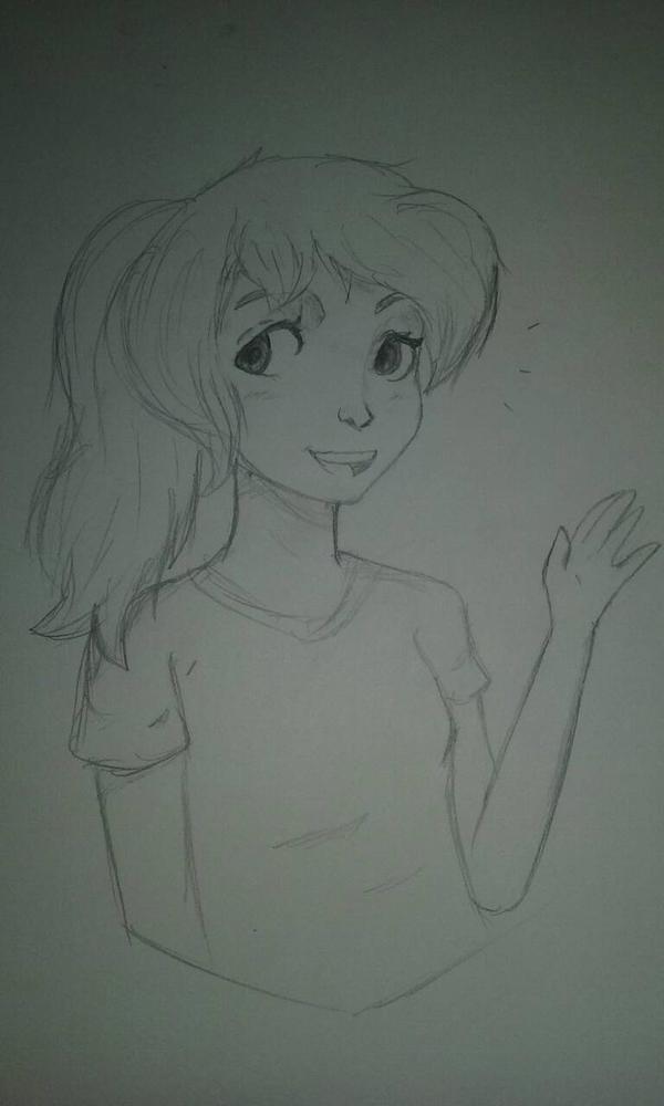 Hiya! by Shimmering-Moon