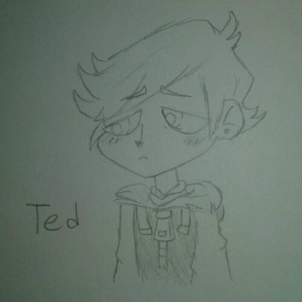 [Fanart] Ted by Shimmering-Moon