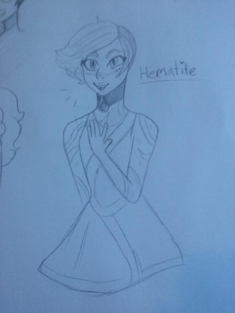 Hematite by Shimmering-Moon