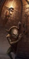 Blink the Undead Goblin