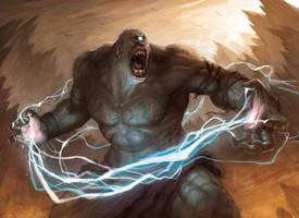 Thunder Brute by Jackal0fTrades