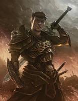 Dread Knight's Inferno by Jackal0fTrades