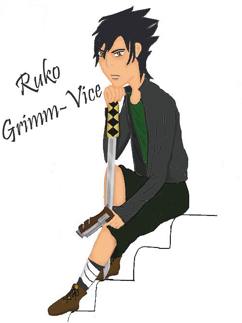 Ruko Grimm-Vice by Dreamfollower