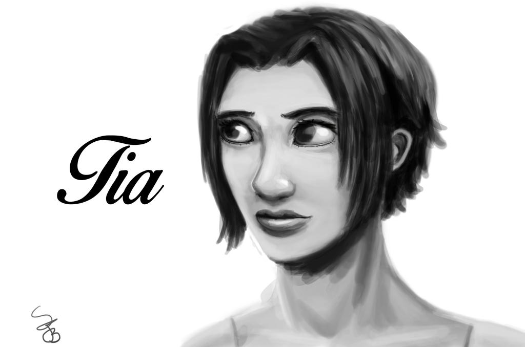 Tia by Dreamfollower