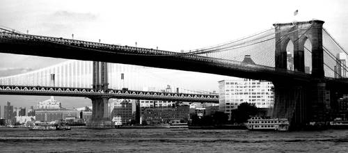 Brooklyn Bridge by nexus06
