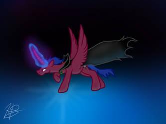 Prince Abra's magic powers