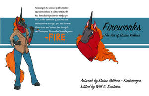 Fireworks Book Cover Preview