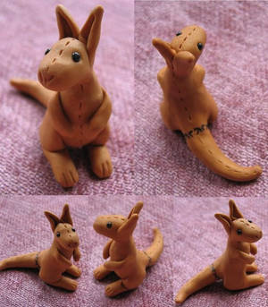 Chibi Odious Kangaroo