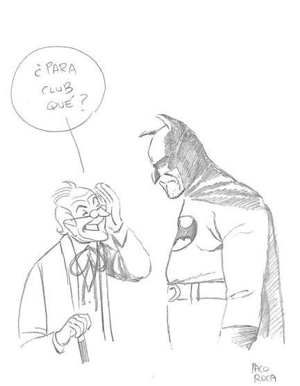 PACO ROCA - CLUB BATMAN