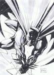 Batman by Agustin Padilla