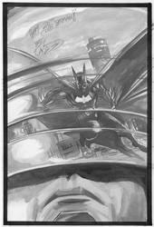 J.k. Woodward in Club Batman