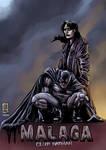 Batman The Crow OBarr Mena