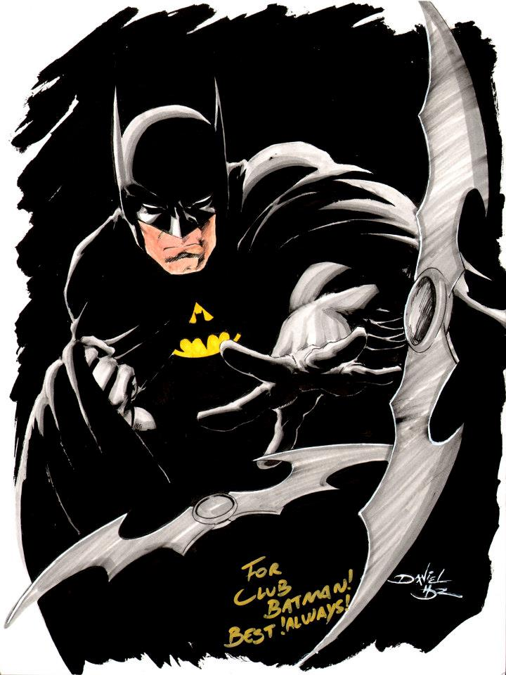 Daniel Hdr by Club-Batman