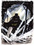 David Enebral Batman Year One