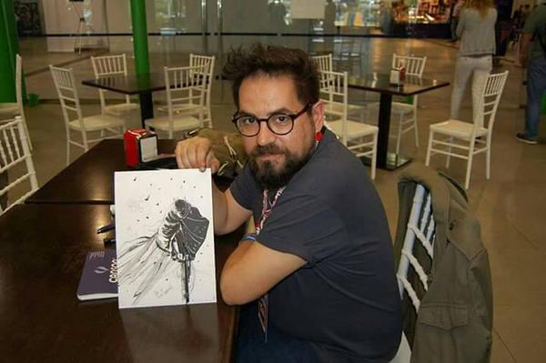 Jorge Fornes Club Batman: The Joker Expo by Club-Batman