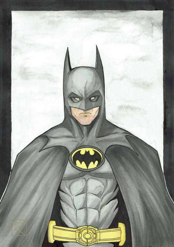 Toni Gutierrez Club Batman: Tim Burton Movies Expo by Club-Batman
