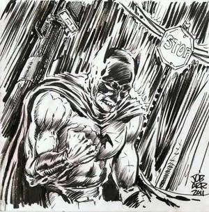 James O' Barr  Club Batman 2011