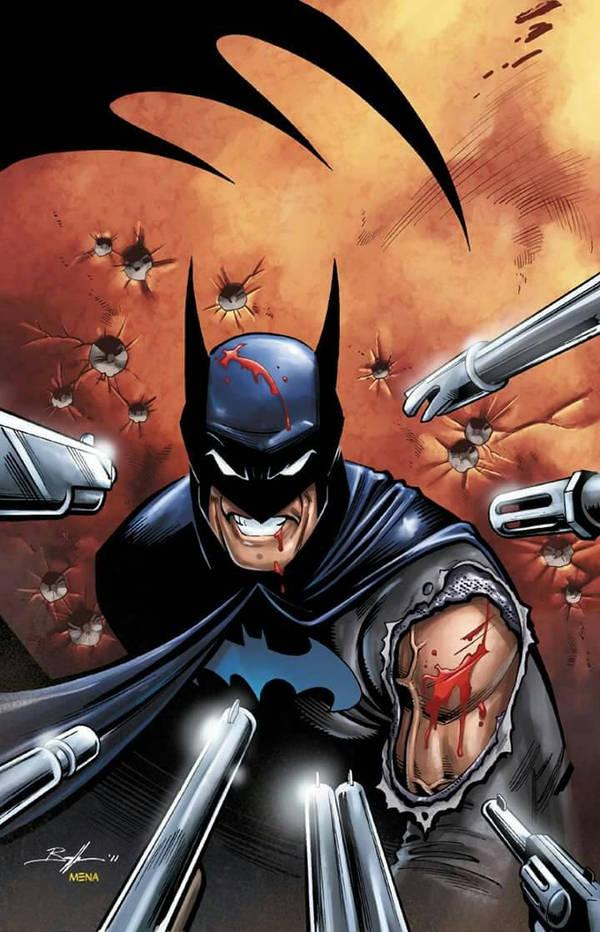 Norm Breyfogle ArtJavier Mena ColorClub Batman 2 by Club-Batman