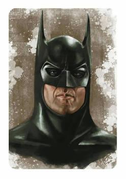 Allen Geneta Club Batman: Tim Burton Movies Expo I
