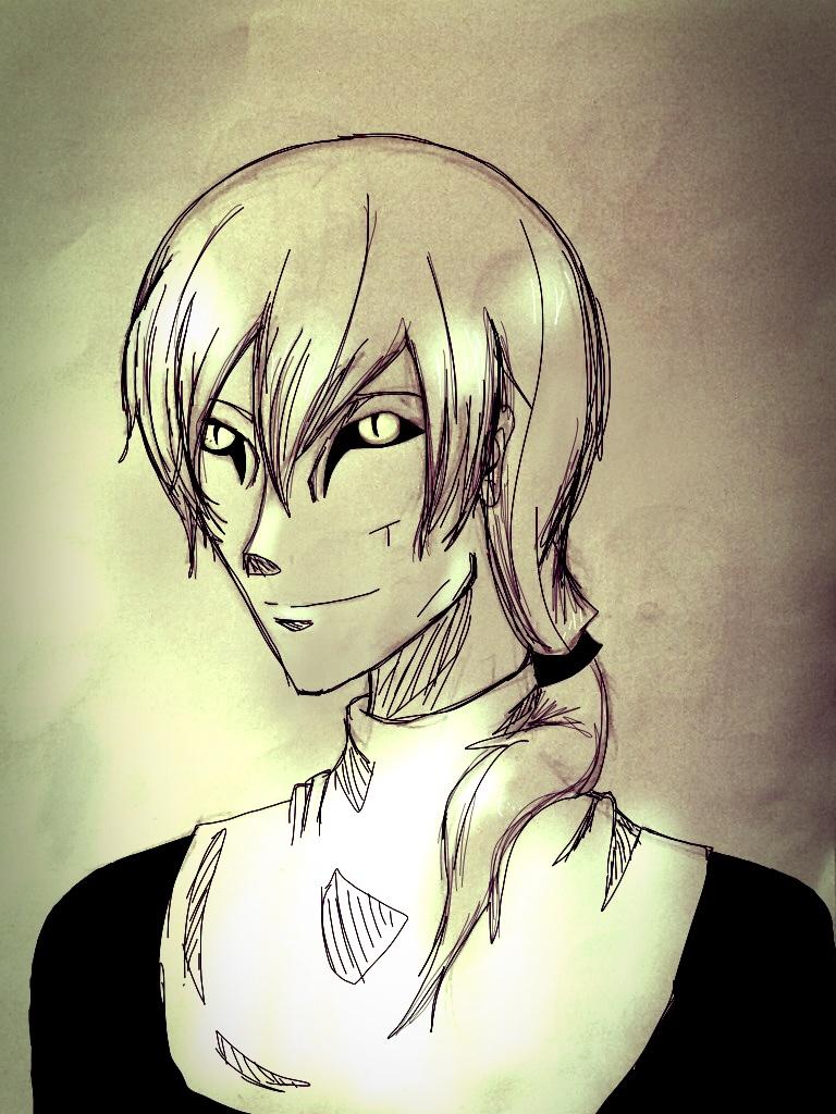 SPOILER - Naruto Gaiden - Kabuto by Chelseam2