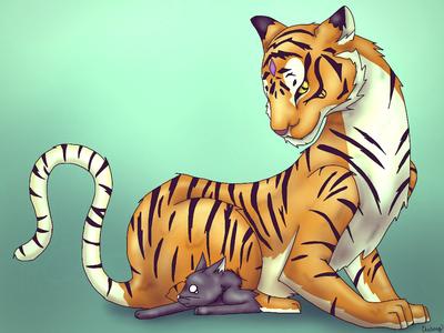 Feline  by Chelseam2