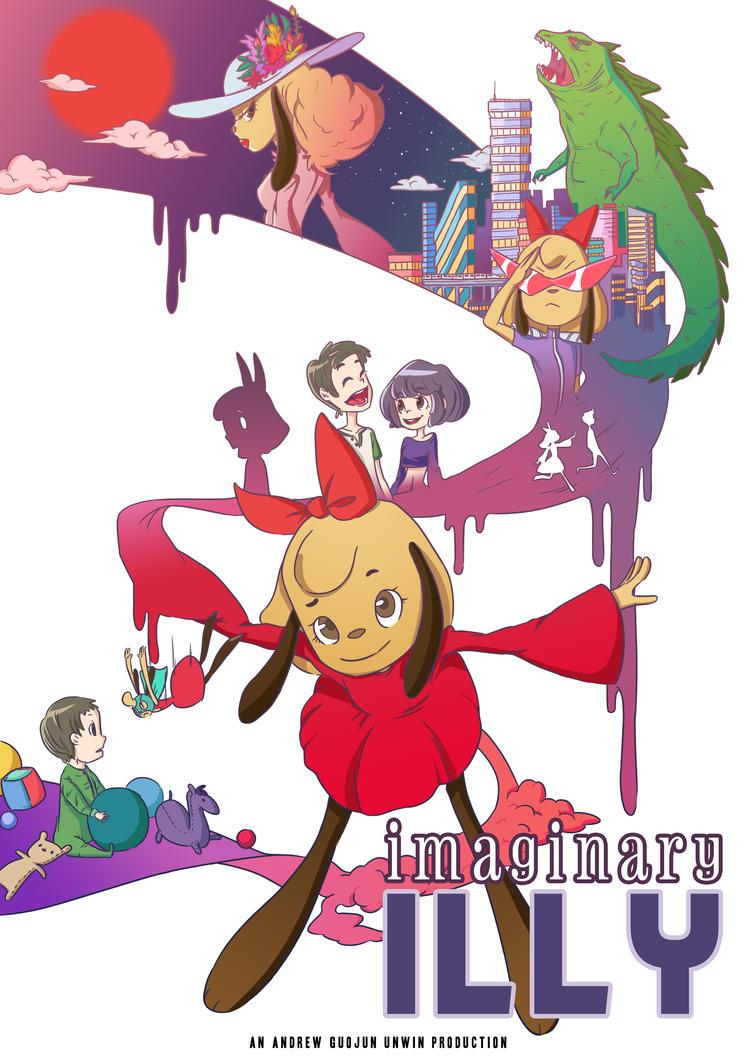 Imaginary Illy by AnjohInc