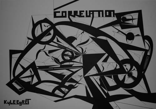 Correlation by Kyle Egret