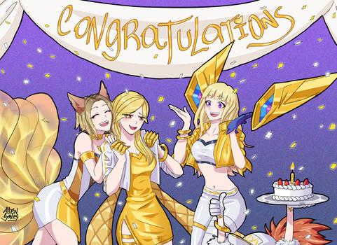 KDA - Congratulations Evelynn