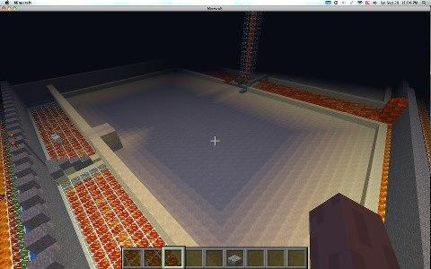 Minecraft House WIP by xDanteMC